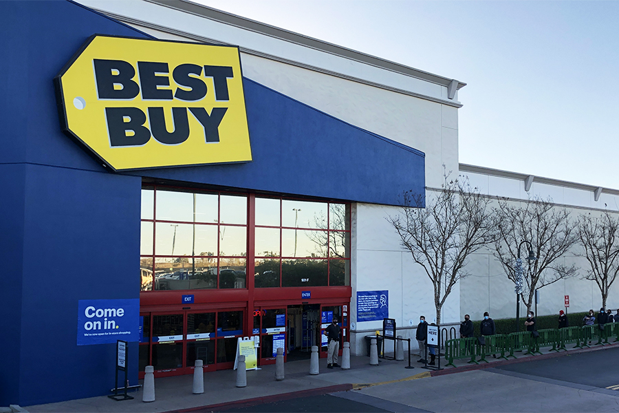 Merchandising: Best Buy Closes Out 2020 With Bundle Sale