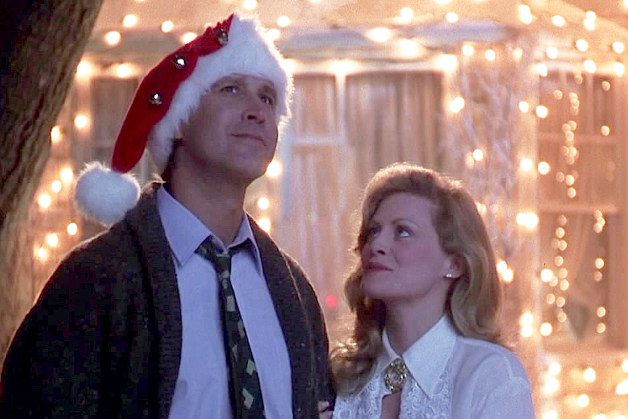 'Christmas Vacation' Leads Overall Disc Sales; 'Lord of the Rings' Is Top Blu-ray