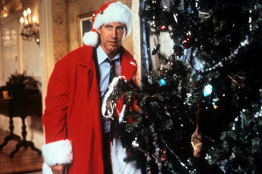 'Christmas Vacation' Visits No. 1 Spot on 'Watched at Home' Chart