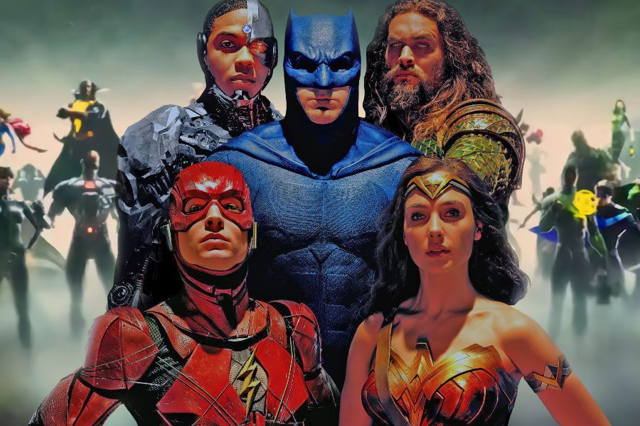 Warner Pushing Majority of DC Superhero Movies to Theaters in 2022