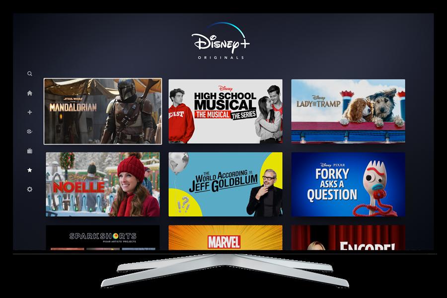 Report: Disney+ Tops 72 Million U.S. Monthly Viewers in 2020