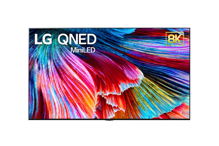 LG to Bow QNED Mini LED TVs at Virtual CES