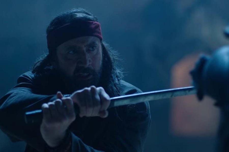 Nicolas Cage Actioner 'Jiu Jitsu' Due on DVD Dec. 22 From Paramount