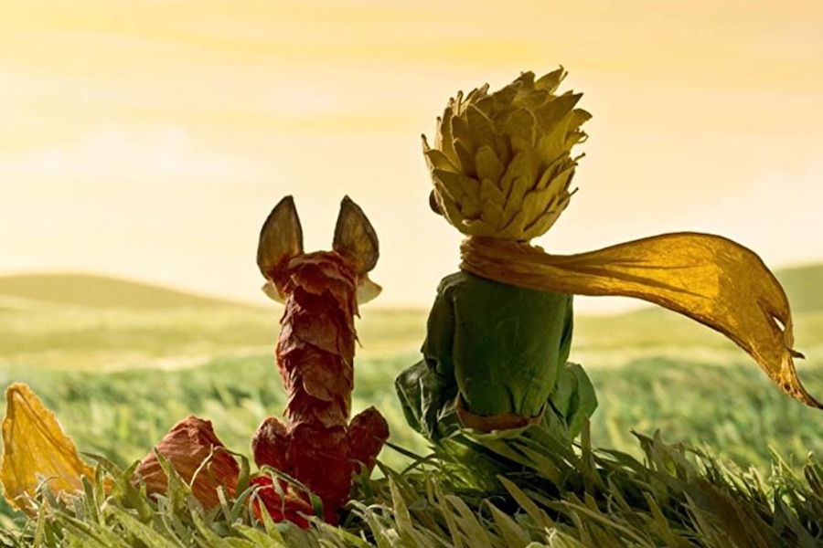 Animated 'The Little Prince' Heading to Disc Feb. 9 From Paramount