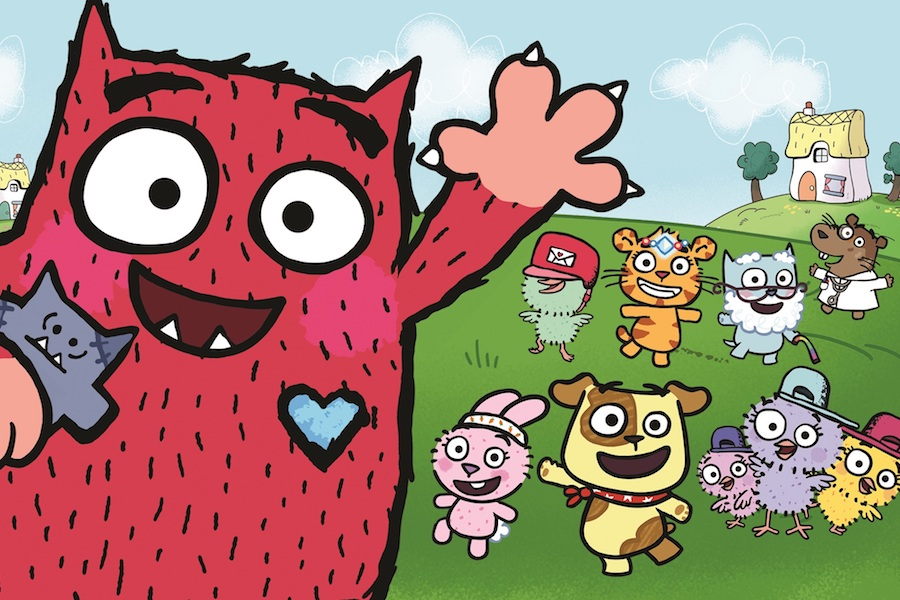 HBO Max Picks Up U.S. Rights to Preschool Series 'Love Monster'