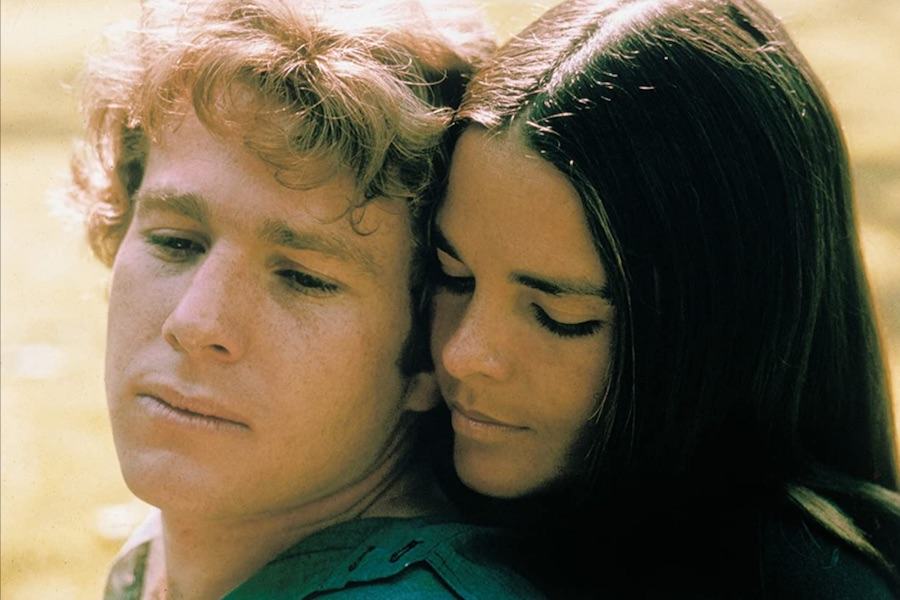 Classic 'Love Story' Coming to Blu-ray in 'Paramount Presents' Line Feb. 9