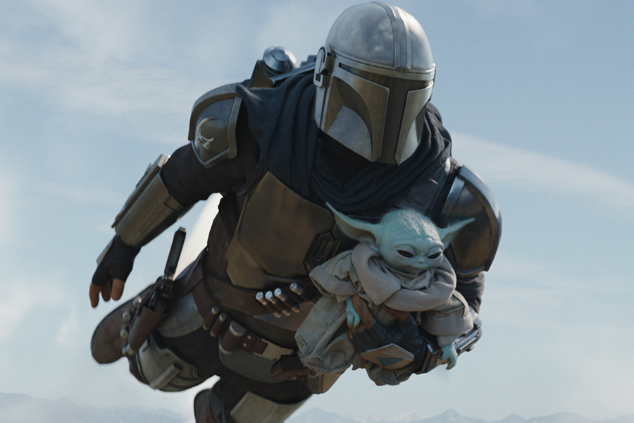 'Mandalorian' Maintains Dominance on Parrot's TV Charts