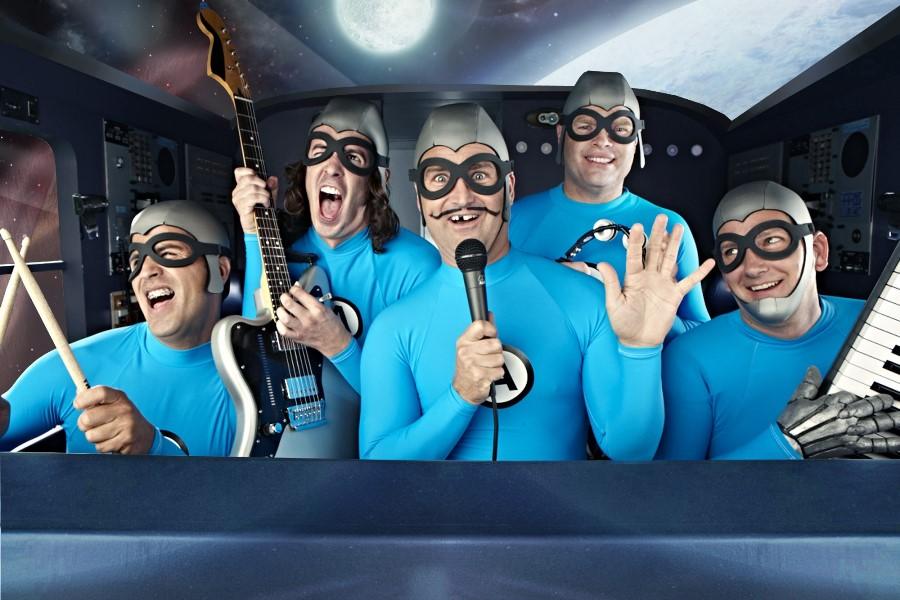 Shout! Factory TV to Stream 'Aquabats' Marathon in December