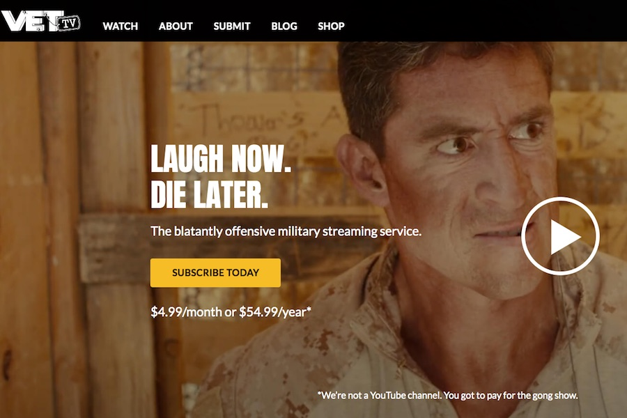 VET Tv Unveils New Look, Grunt Style Collaboration