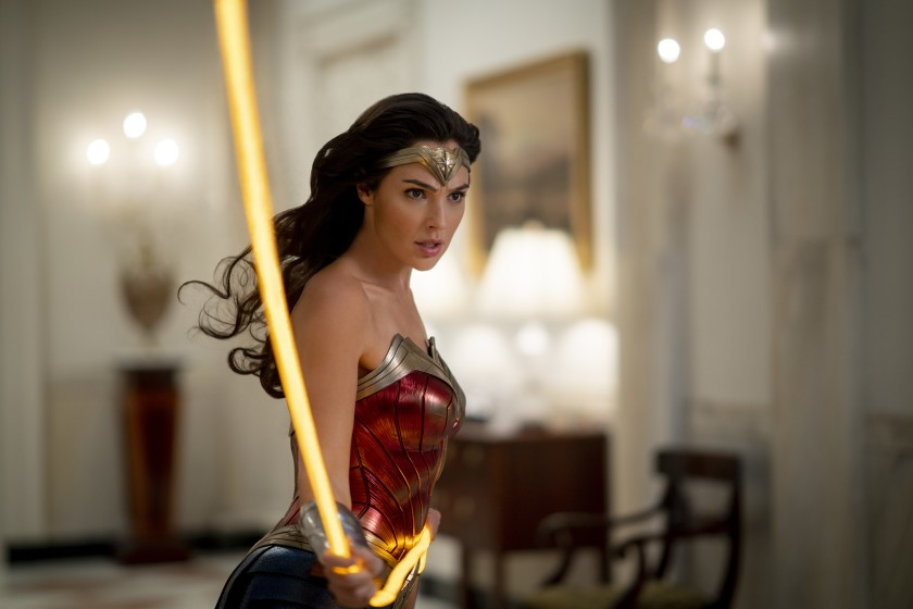 Today is the Day: 'Wonder Woman 1984' Premieres on HBO Max and in Theaters