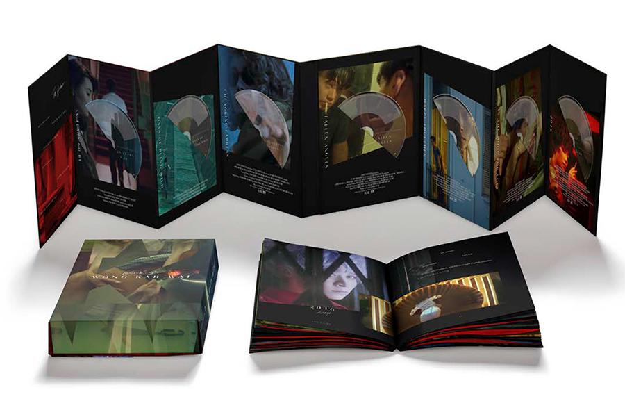 Criterion Releasing 'World of Wong Kar Wai' Boxed Set