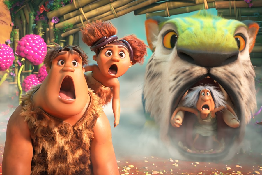 'Honest Thief' Stays Atop Redbox Disc Rental; 'Croods' Sequel Takes No. 1 On Demand Spot
