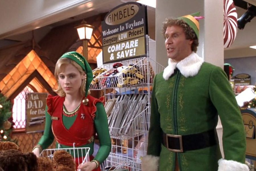 Warner's 'Elf' Climbs Atop Official U.K. Film Chart