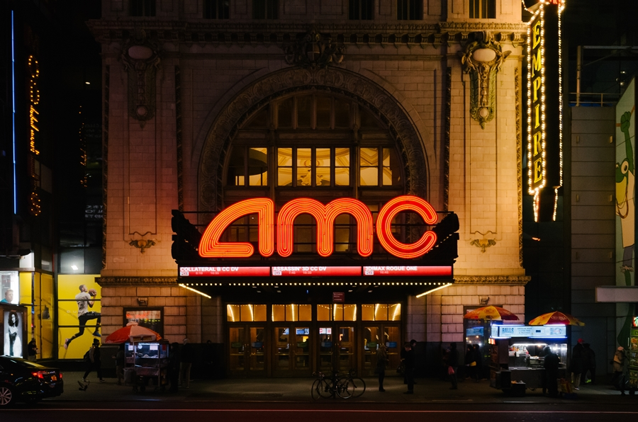 CEO Adam Aron: A Lot of AMC Theatres Were 'Sold Out' Last Weekend