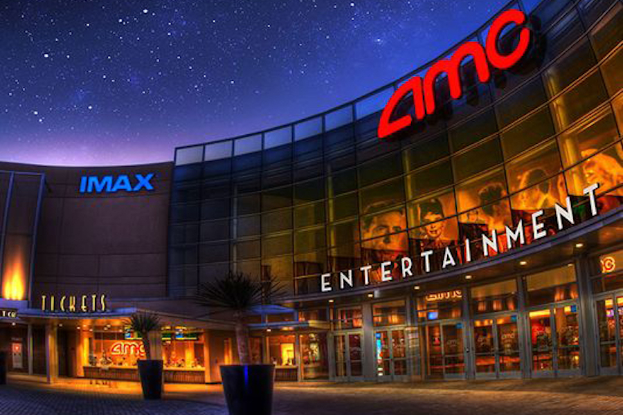 AMC Entertainment Stock Gets Boost With New York Theater Re-Openings