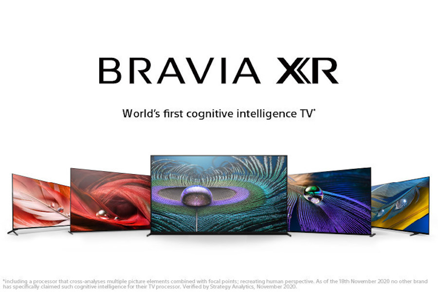 Sony Announces 'Cognitive Intelligence' TVs