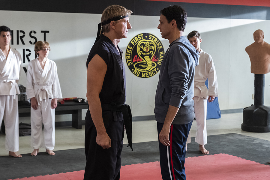 'Cobra Kai' Tops Parrot's Digital Originals Chart for Fourth Week