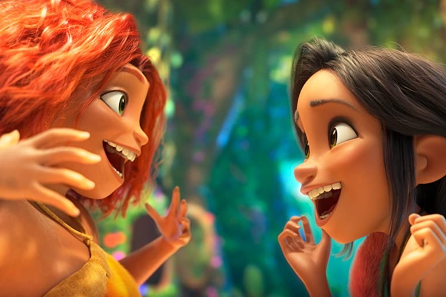 'The Croods: A New Age' Tops March Disc Sales, 'Wonder Woman 1984' No. 2