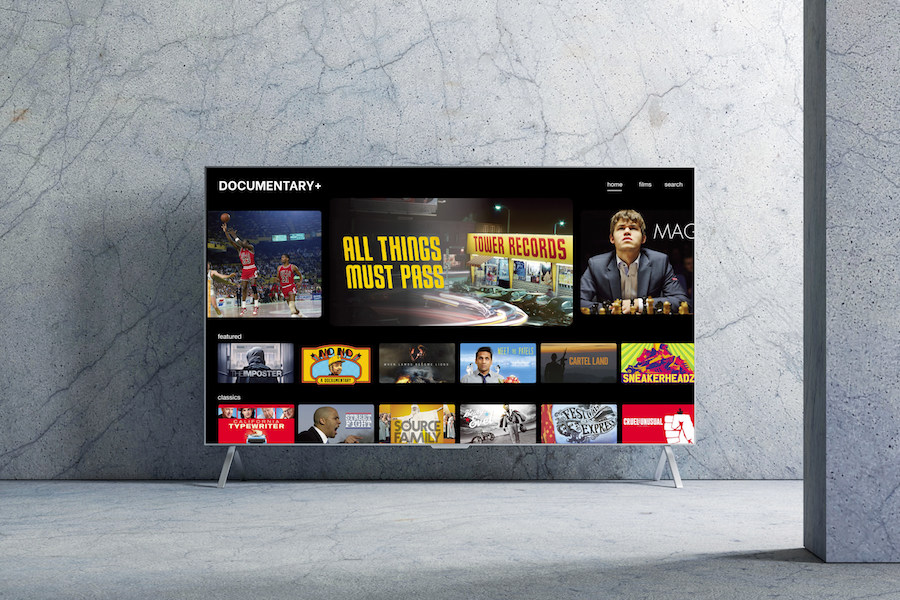 Documentary+ Streaming Service Launches