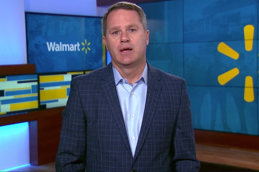 CES: Walmart CEO Talks Accelerated Change