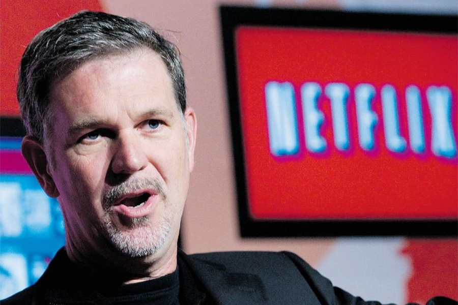 Reed Hastings: Linear TV, YouTube Biggest Netflix Competitors — Not Disney+