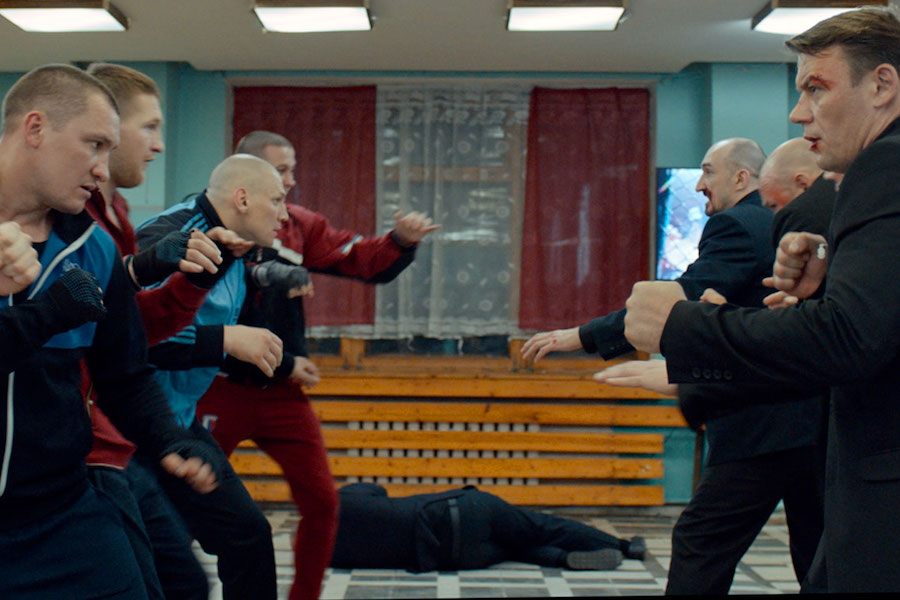 MMA Action Thriller 'Russian Raid' Due on Digital and Disc March 9 From Well Go