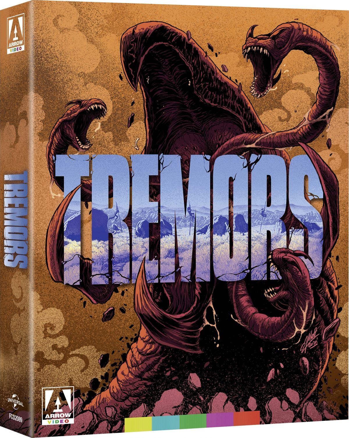 Tremors (Limited Edition)