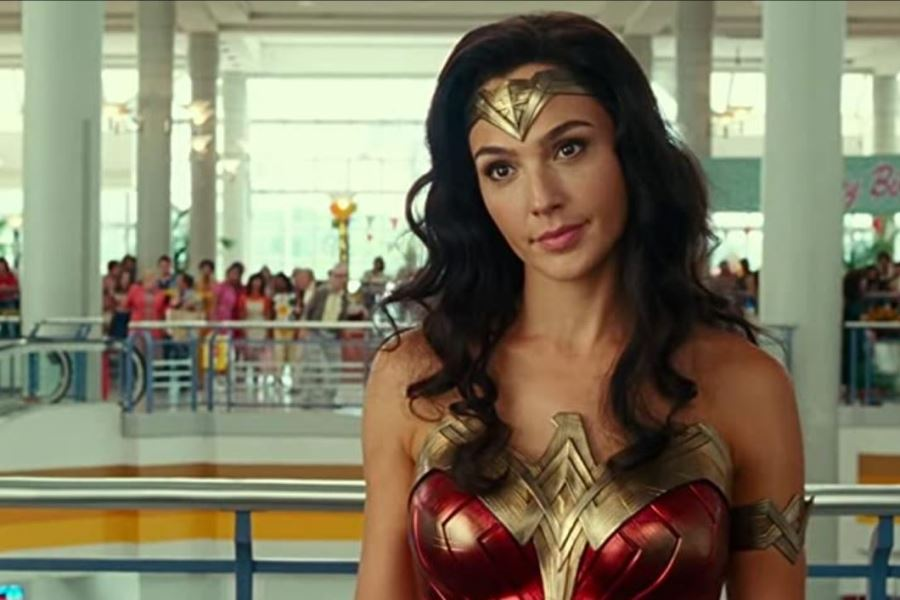 'Wonder Woman 1984' Debuts at No. 1 on Disc Sales Charts