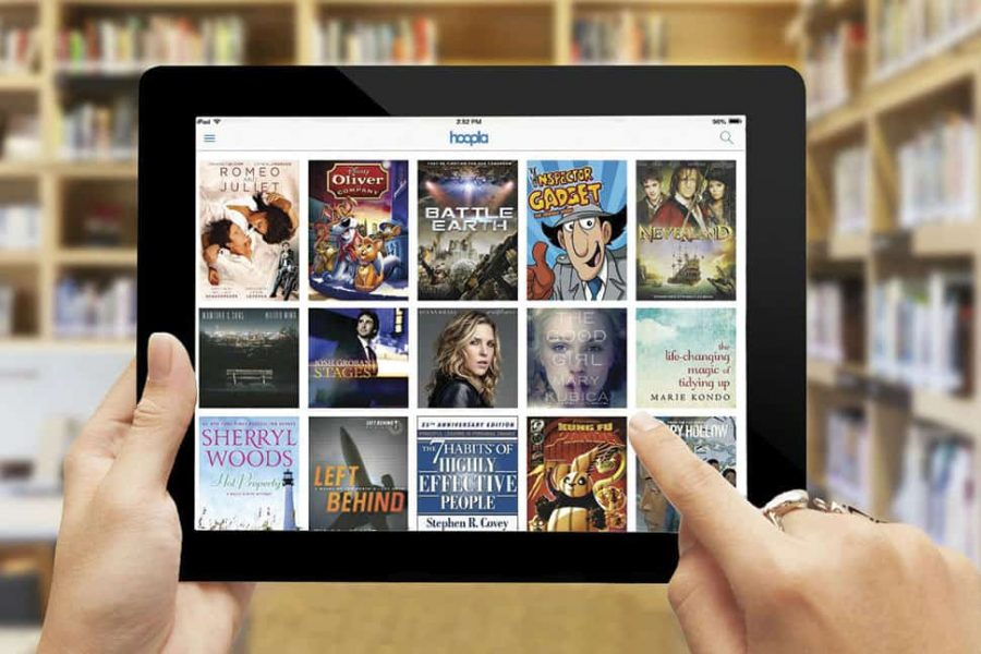 Pandemic Leads to Significant Increase in Streaming Video Usage at Public Libraries, Study Shows