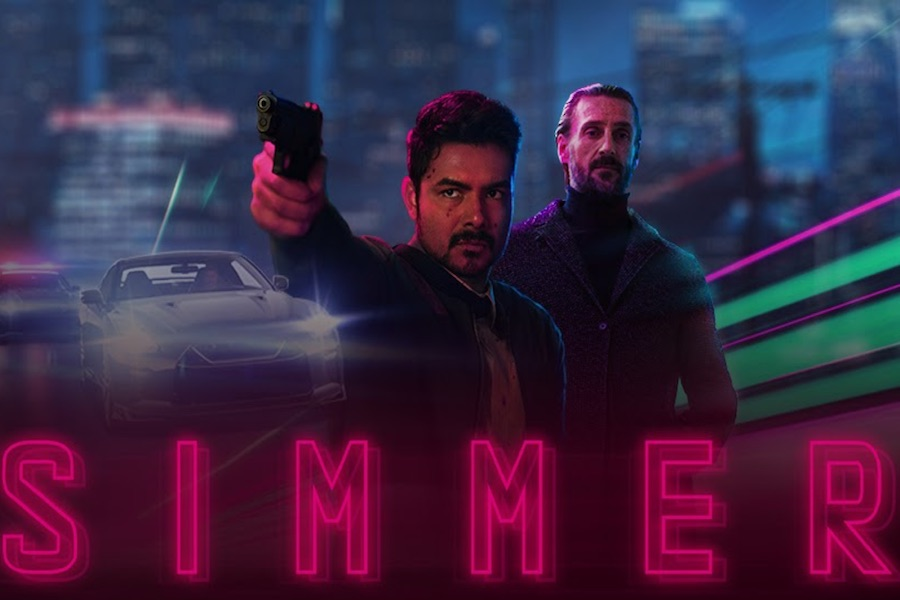 Actioner 'Simmer' Due on Digital and VOD Jan. 26 From Level 33