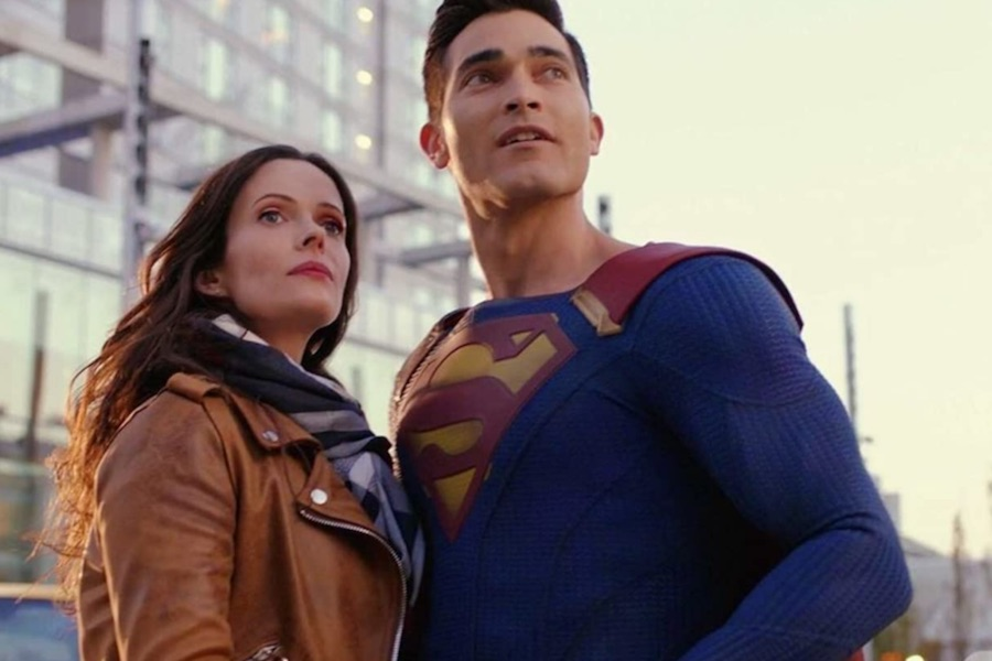 CW's 'Superman & Lois' Top Anticipated New Show on February TV Time Chart