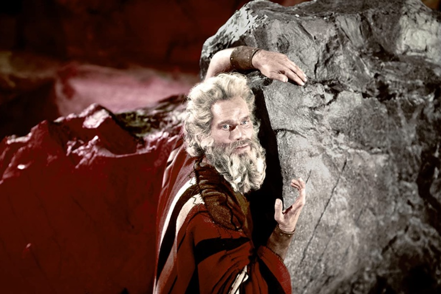 DeMille Classic 'The Ten Commandments' Arriving on 4K Ultra HD March 30