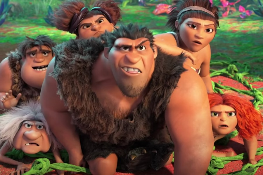 'Croods' Again Top Disc Seller; 'Monster Hunter' Debuts at No. 2