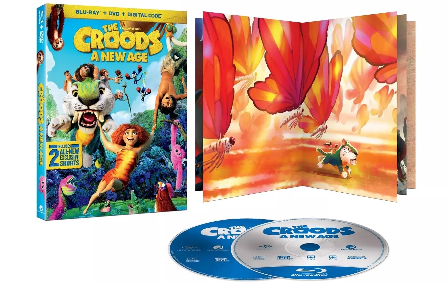 Merchandising: Retailers Focus on 'Croods: A New Age'