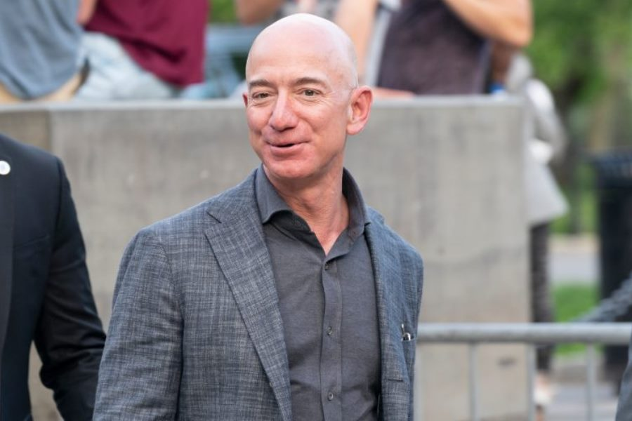 Amazon Founder/CEO Jeff Bezos Stepping Down as E-commerce Giant Posts Record 2020 Revenue