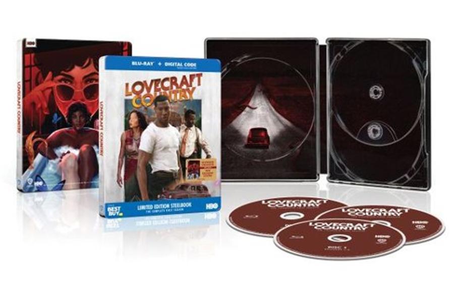 Merchandising: 'Lovecraft Country' Is Latest Best Buy Steelbook