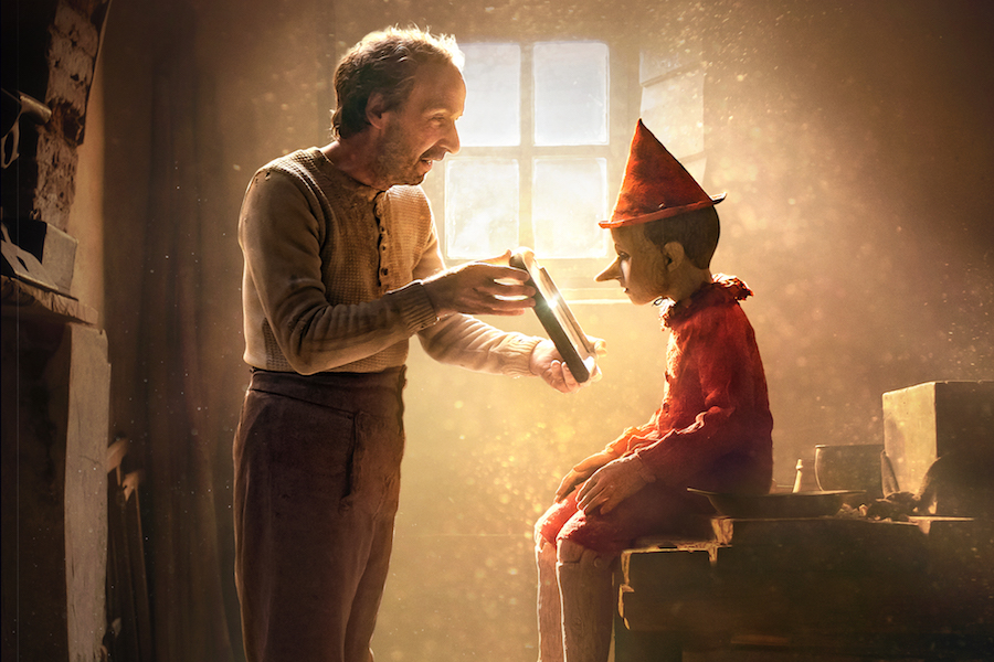 'Pinocchio' Coming to Digital Feb. 23 From Lionsgate