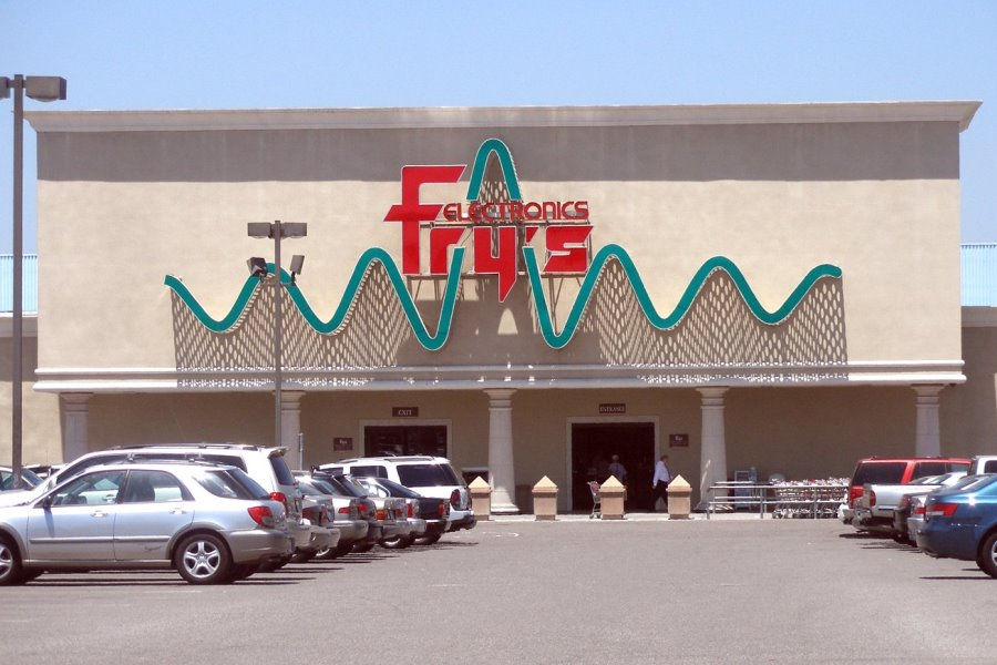 Fry's Electronics Shutters All Its Stores, Was Once a Top Blu-ray Disc, DVD Retailer