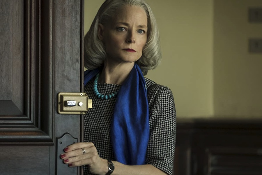 Jodie Foster Film 'The Mauritanian' to Debut on PVOD March 2