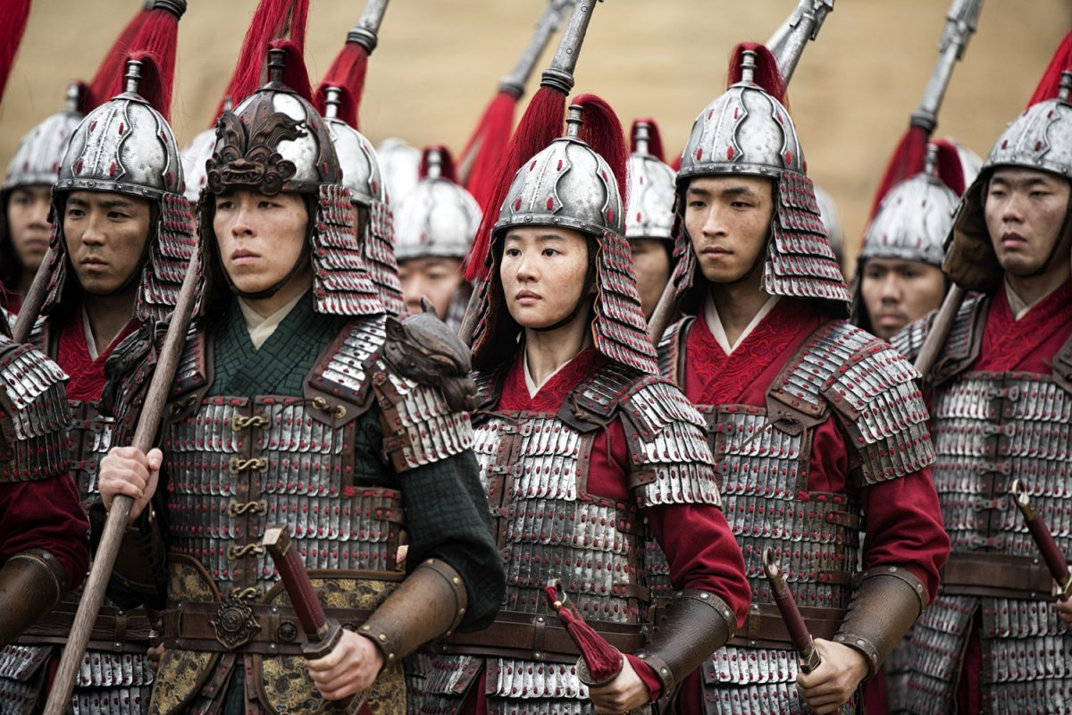 Chapek Upbeat on Disney+ 'Premier Access' Movies; Doesn't Divulge 'Mulan' Revenue