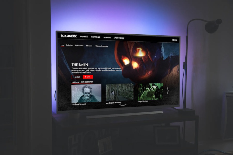 Cinedigm Acquires Horror Streaming Service Screambox