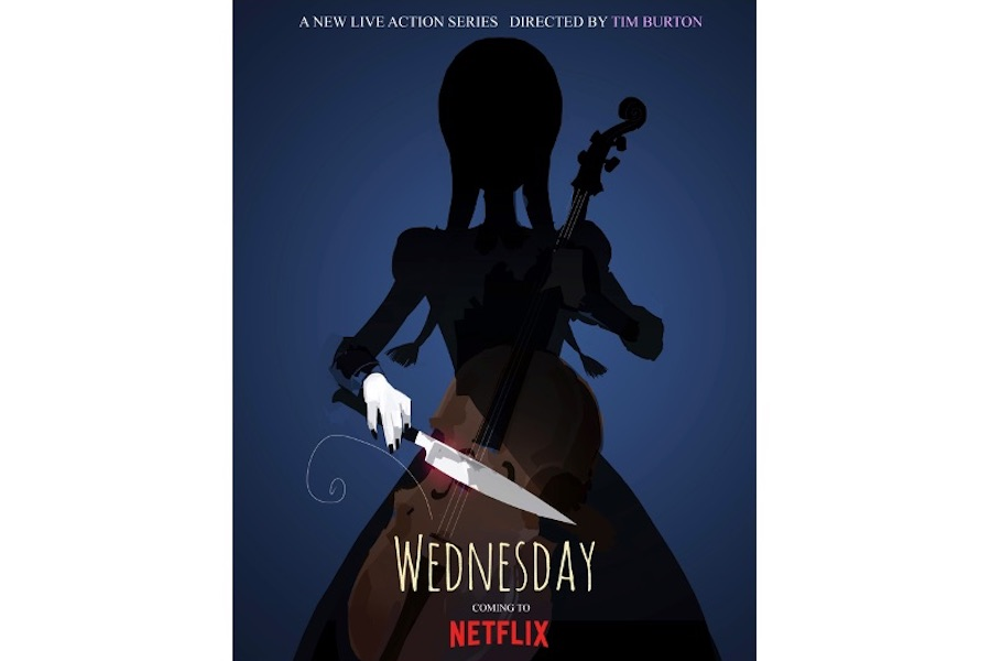 Netflix and MGM/UA Announce New Series About Wednesday Addams