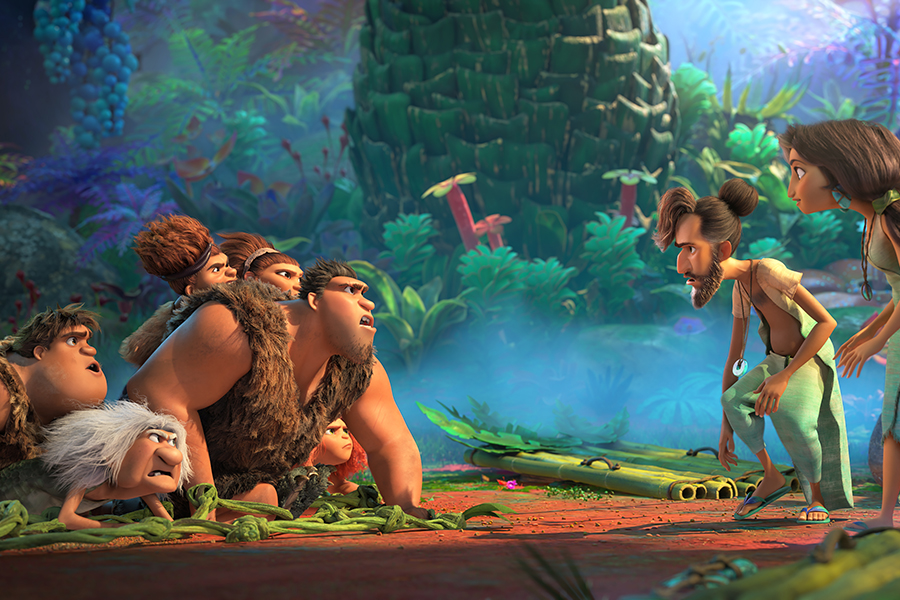 'The Croods: A New Age' Tops February Disc Sales, Jumps to No. 1 for 2021