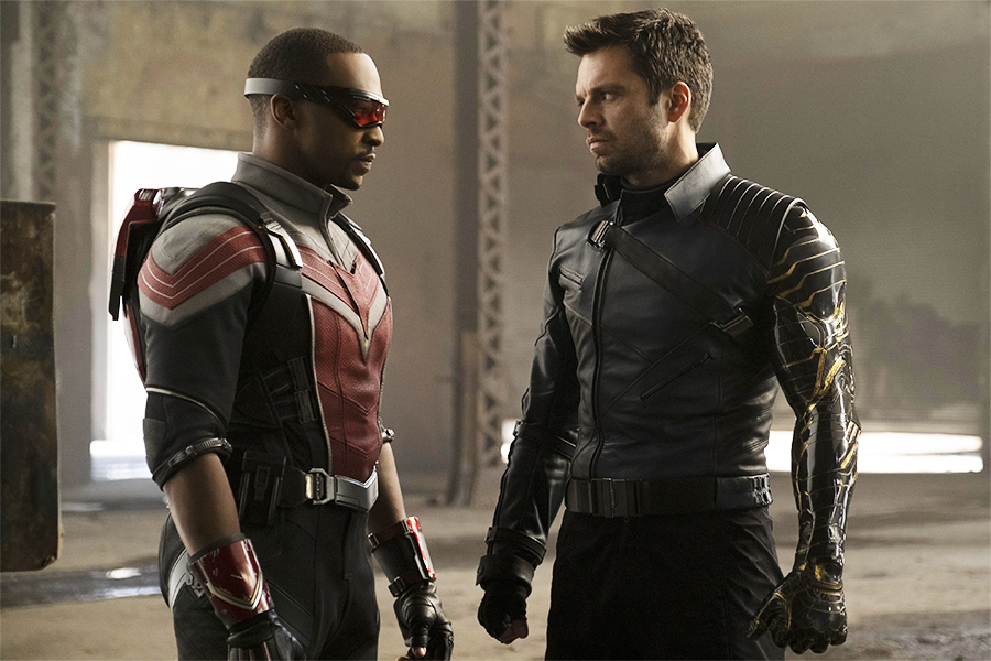 TV Time: Disney+ Series 'The Falcon and the Winter Soldier' Top Anticipated New Show in March