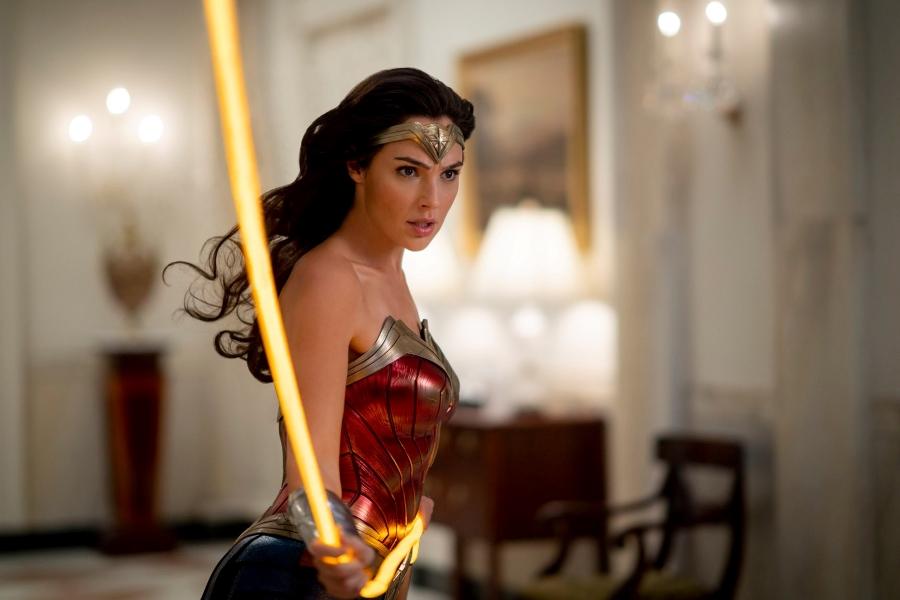 Packaged Media Keeps 'Wonder Woman 1984' Atop Weekly U.K. Home Entertainment Chart
