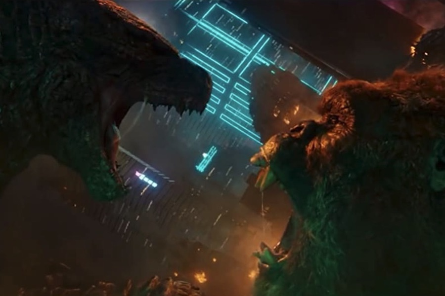 TV Time: Warner's 'Godzilla vs. Kong' Most Anticipated Movie in March