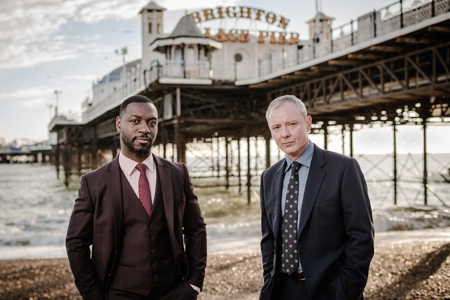 Crime Thriller Series 'Grace' Premieres on BritBox Streaming Service April 27