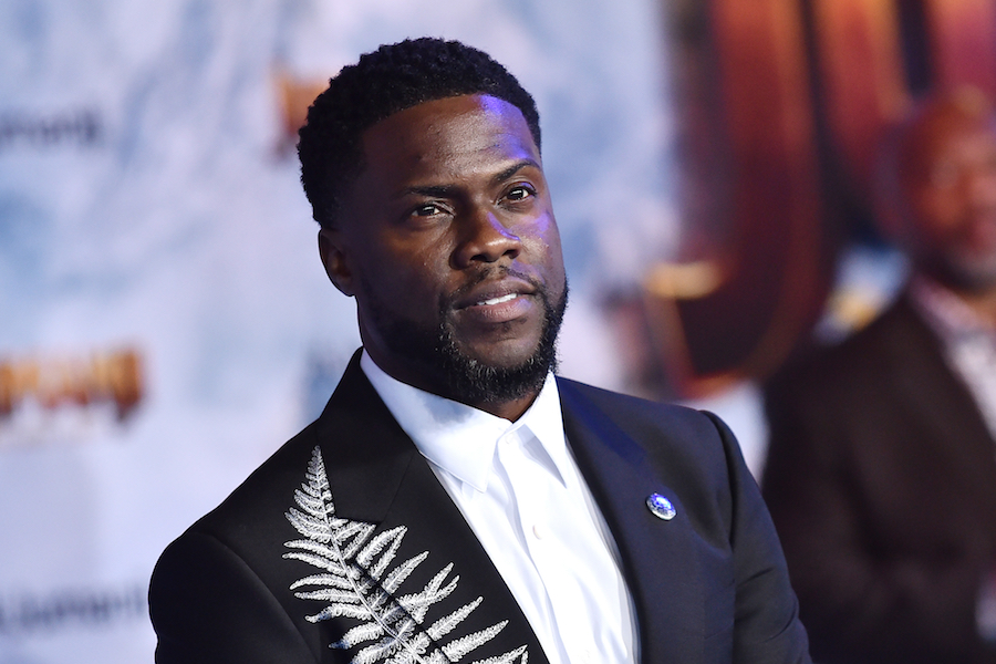 Netflix Licenses Rights to Sony's Kevin Hart Feature 'Fatherhood'