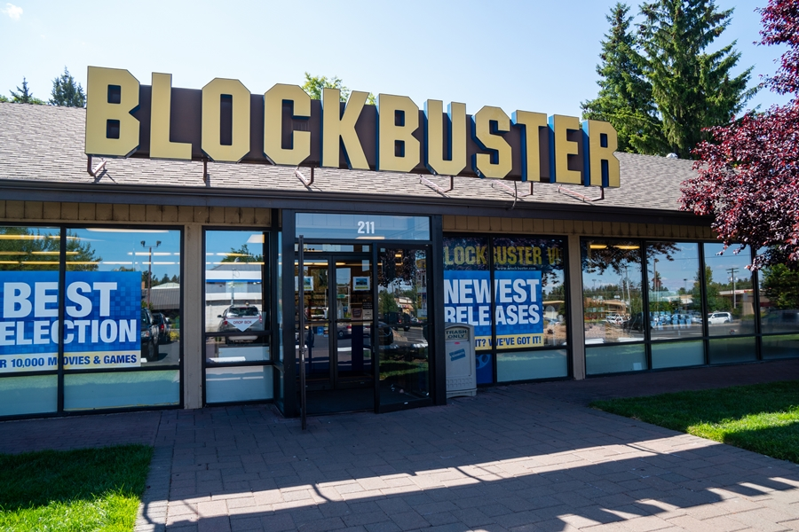 Netflix Streaming Blockbuster Video Doc a Boon to Last Standing Store