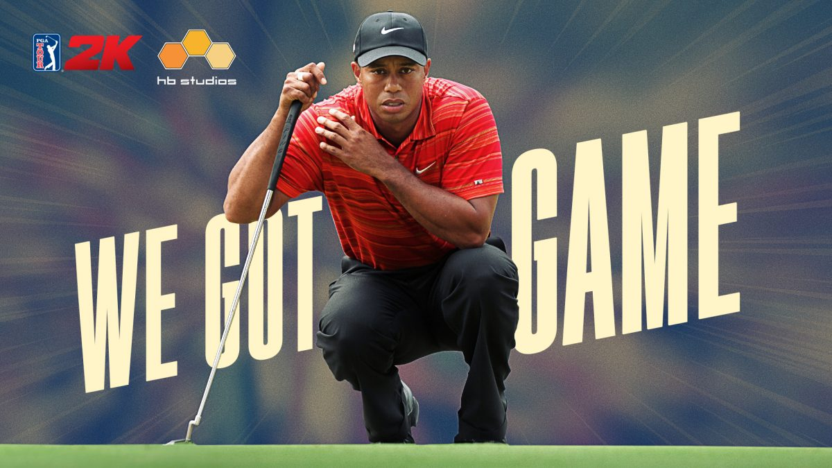 Video Game Publisher Take-Two Interactive Inks Long-Term Deal With Tiger Woods